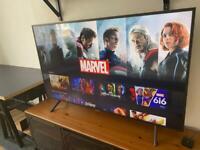 Samsung smart TV ue55NU7100 55 Inch