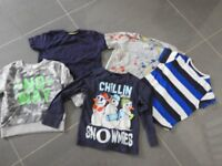 Bundle of boys clothes 4-6 yrs. 17 items in total