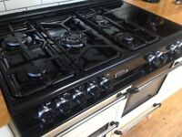 Leisure Cookmaster 100cm dual fuel cooker