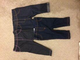 3-6 month leggings