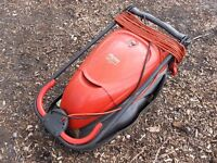 Flymo hover compact 350 electric lawnmower