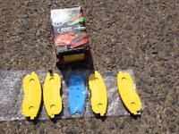 New yellow stuff pads skyline Silvia r32 200sx qx maxima