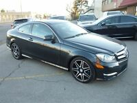 2013 Mercedes-Benz C-Class C 350 4MATIC AMG PACKAGE