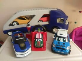 JOBLOT KIDS TOY CARS LOTS