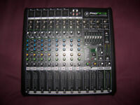 Mackie PRO FX12 V2 Professional Mixer With 32-bit RMFX Effects Processor and USB.