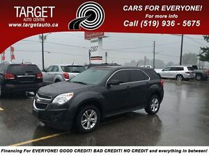 2012 Chevrolet Equinox LS,  4 Cyl Great on Gas, Very Clean and M London Ontario image 1