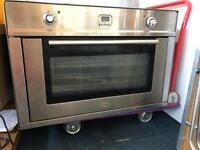 900mm Britannia fan oven - integrated. Must go!