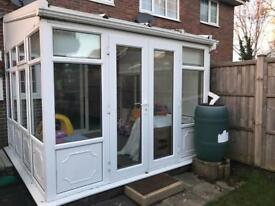 Conservatory For Sale - lots of life left!