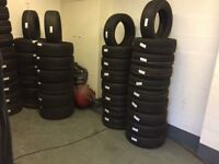 New & Part Worn Tyres £25 fitted & Balanced