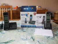 BT 6500 Twin Digital Call Blocker Phone