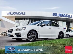 2016 Subaru WRX Sport-tech Package Leather & Roof No Accidents