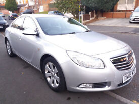 2009 Vauxhall Insignia Automatic Diesel, SetNav, Original 65000 Millage, Perfect runner Services.