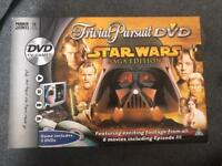 Star Wars trivial persuit dvd edition