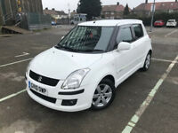 2010 (10) Suzuki Swift 1.5 SZ4 Hatchback 5dr Petrol Automatic 6 Months Warranty Included
