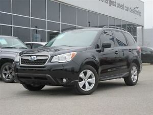 2015 Subaru Forester AWD| Heated Seats| Rear View Cam.