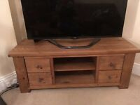 Large Next Hartford TV Unit
