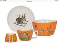 Breakfast sets (Roald Dahl)