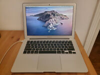 Macbook Air 13 inch i5 4gb RAM 128 GB SSD mid-2013 great condition US edition