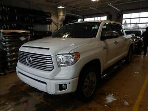 2017 Toyota Tundra Platinum Fullly loaded