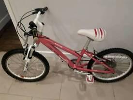 "Girls Junior Diamondback Bike 20"" Frame Would Suit Age 7-9."