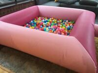 Commercial Grade Ball Pit Inflatable, Not Bouncy Castle