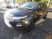 Land Rover Range Rover Evoque SD4 PURE (black) 2012-04-19