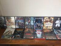 17 New Recent Blockbuster DVDs