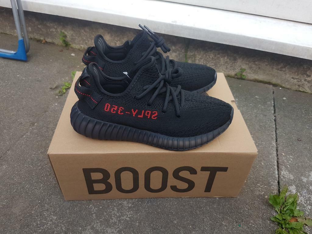 finest selection 802f8 3c151 New breds yeezy 350 v2 Size uk 10.5 | in Thurmaston, Leicestershire |  Gumtree