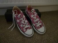 Women's Converse All Star Trainers