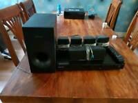Samsung surround sound DVD player