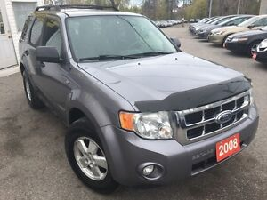 2008 Ford Escape XLT/AWD/LOADED/ALLOYS