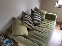 2x 3 seater sofas for sale