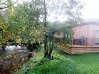 Rural Holiday Cottage to let, Clun Valley Shropshire, sleeps 4. Tranquil Riverside Setting