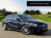 Mercedes-Benz A Class A180 CDI BLUEEFFICIENCY AMG SPORT (black) 2015-07-31
