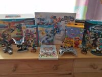 Nintendo Wii U 8GB Console & Games