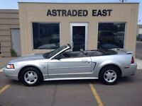2001 Ford Mustang - Convertable Leather Automatic