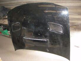 Impreza WRX Sti RA Alloy Bonnet 93-96 Black