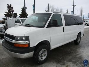 "2015 Chevrolet Express 2500 LT 135"" WB 12 Passenger 4X4 Van"