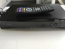 BT vision box and remote control