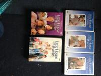 Little house on the prairie DVDs boxsets