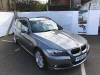 2010 Bmw 330 D SE Touring *Manual* *Panoramic glass Roof* 12 Month Mot 3 Month Warranty