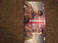 1-6 Anthony Joshua Klitschko Boxing Tickets £165 each collect now Wembley Stadium 29/4