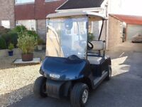 Ezgo Electric golf buggy 48volt, 5 years old