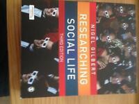 Social work textbooks