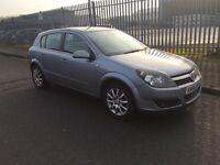 Diesel 6 speed 120 bhp SRi Vauxhall Astra ,FSH ,long mot px welcome