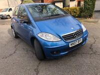 2007 MERCEDES A CLASS A160 Automatic CLASSIC CDI 2.0 diesel-FULL SERVICE HISTORY