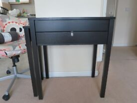 IKEA Gustav laptop table / desk. Perfect condition. OPEN TO OFFERS