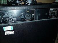 H&H 50 w guitar amp