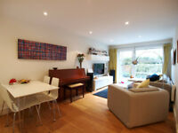 An amazing & modern 3 double bedroom garden flat with 1 parking space short walk to FB & Holloway