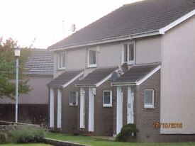 1 Bedroom upper flat Glenmuir Court, Ayr available now.Programmable electric radiators installed.